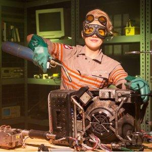 $57.69纽约杜莎夫人蜡像馆《超能敢死队》VR体验门票