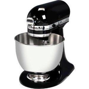 $179.99KitchenAid 4.5夸特立式搅拌机 黑色