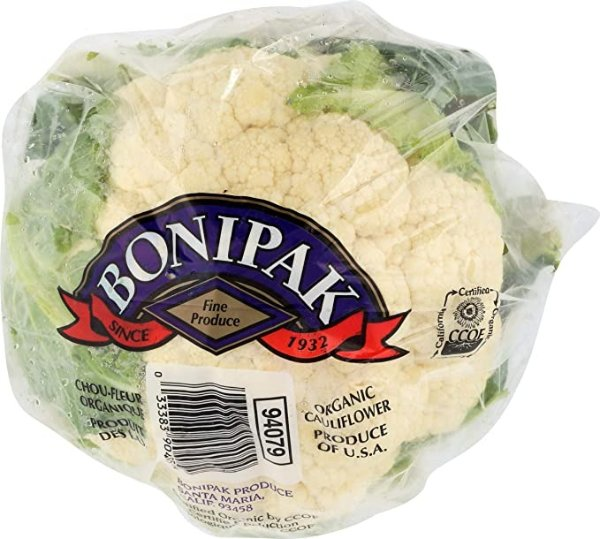 有机花椰菜