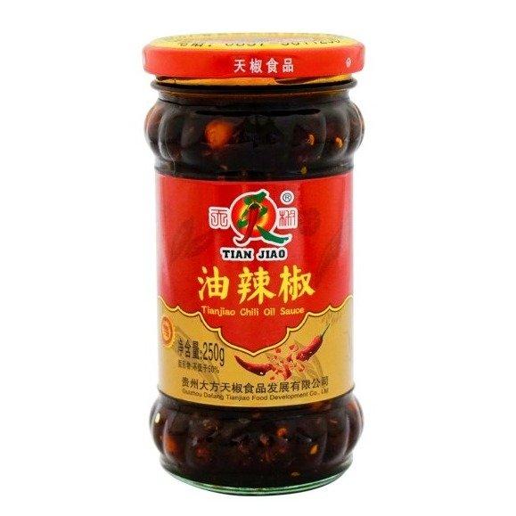 天椒油辣椒 250g