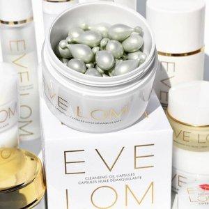 全场7折 €19.96(原价€24.95)Eve Lom 卸妆油胶囊 便携好用 旅行健身卸妆新选择