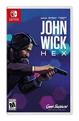 《疾速追杀Hex》- Nintendo Switch 实体版