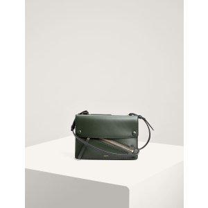 Leather Fleet Bag