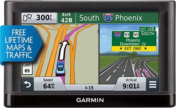 nuvi 56LMT GPS 翻新版