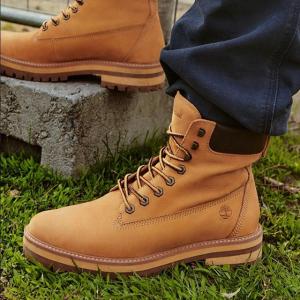 低至3折 中国年限定款€135Timberland 踢不烂的大黄靴闪促 好价入火爆登山靴