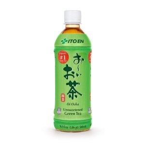 $13.99Ito En Tea Oi Ocha Green Tea, Unsweetened, 16.9 Ounce (Pack of 12)