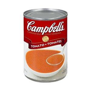 1.17  (原价$4.37)Campbell's 浓缩番茄汤 284ml