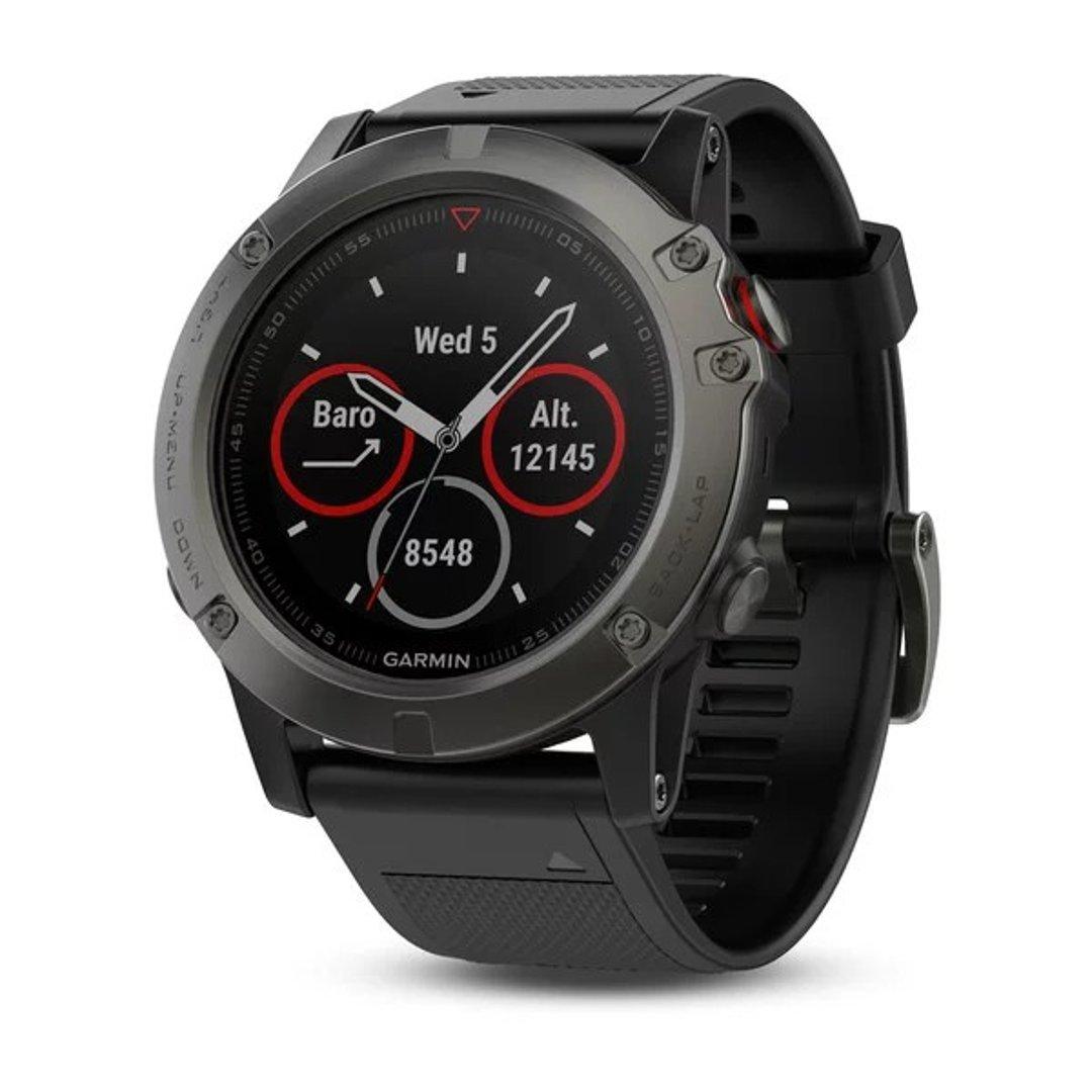 fenix 5X 蓝宝石版 运动智能手表