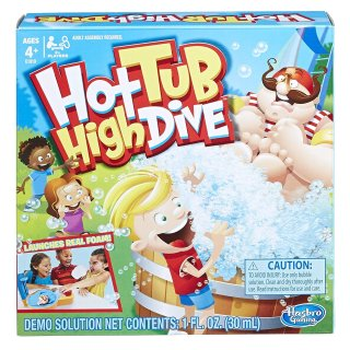 $3.74Hot Tub High Dive Game With Bubbles @ Amazon.com
