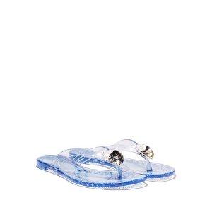 Casadei钻饰凉鞋