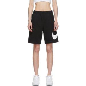 Nike大对勾短裤