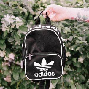 低至5折 $28收封面款迷你双肩包Adidas 年中大促包包专场 潮人都在背的扮酷单品