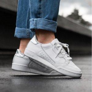 6折优惠+包邮 Cloudfoam小白鞋$39adidas官网 Falcon、C80、Superstar等运动鞋履促销