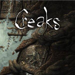 $26.99 趣味解密 惊喜不断《Creaks 嘎吱作响》Switch 数字版, 机械迷城厂商新作