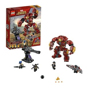 $16.79LEGO Super Heroes the Hulkbuster Smash-up 76104 Building Kit (375 Piece)