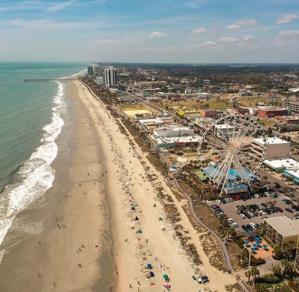 $75起Myrtle Beach默特尔比奇沙滩酒店及套房等促销