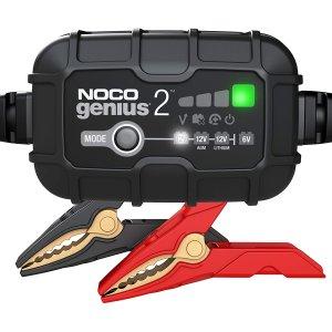 $58.97(原价$79.99)NOCO Genius2 汽车电瓶紧急启动电源 亚马逊同类销量总冠军
