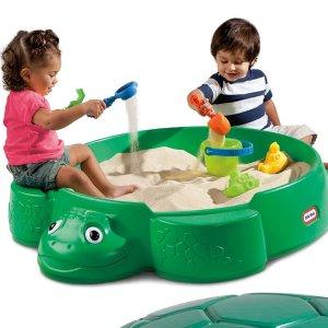 现价$34(原价$101.99)Little Tikes 小乌龟沙盘 宝宝在后院就能开心的玩沙子