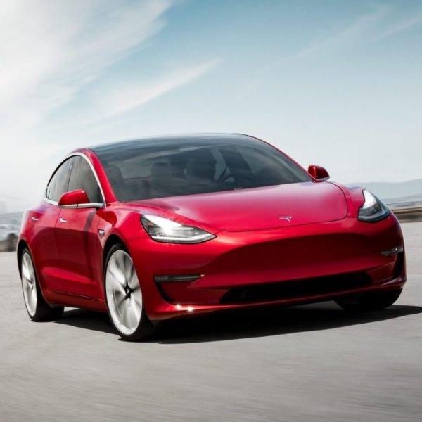Model 3 长续航版本