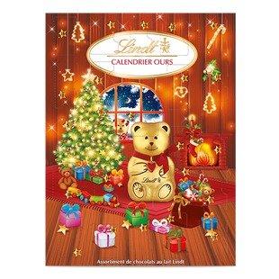 小熊圣诞日历