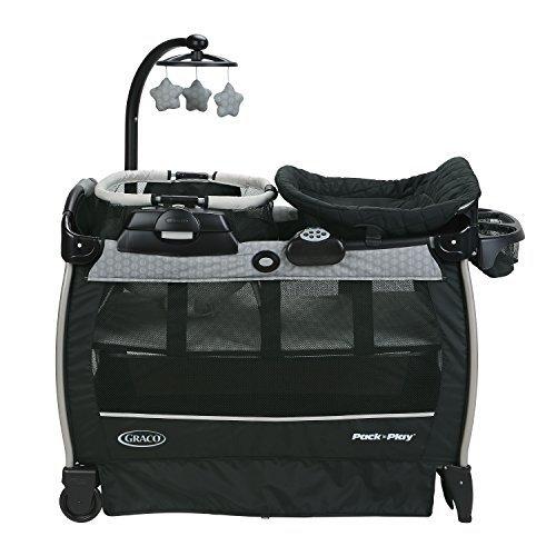 Pack 'n Play 可移动游戏床+尿布台+摇篮