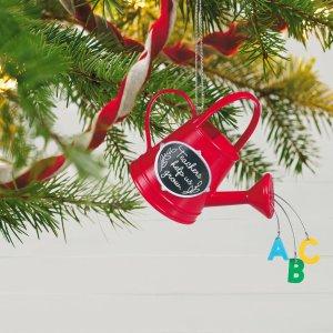 Thanks, Teacher! Ornament