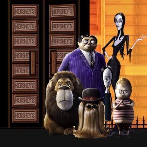 Get a Free Movie Ticket w/ PurchaseHERSHEY'S Halloween Candy Promo w/ The Addams Family
