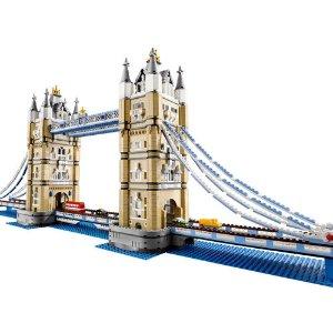 低至7.1折Myer 精选 LEGO 折上折热卖 收伦敦塔桥