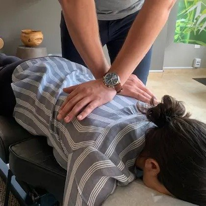 100% Chiropractic 60分钟理疗