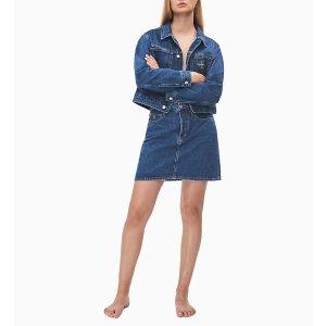 Calvin Klein牛仔外套