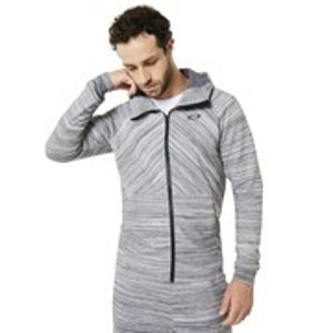 Oakley Enhance Technical Fleece Jacket.Tc 8.7 - Light Heather Gray - 461673-22K | Oakley US Store
