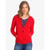 US Polo Association 女士针织外套
