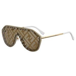 Fendi0039 Shield Sunglasses