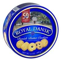 Royal Dansk 皇家丹麦曲奇12 Oz.