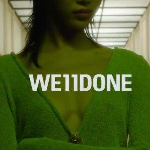 星标7折 娜比同款T恤€136WE11DONE 新品爆款闪促 赵露思、GD都在穿 还不快来一件