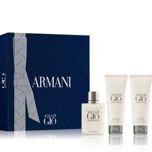 变相5.8折!仅€42入手Armani 阿玛尼寄情男士香水套装好价 清爽+魅力的心动组合