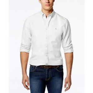 Tommy Hilfiger白衬衫