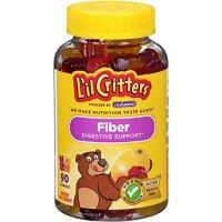 Lil critters Fiber 膳食纤维小熊软糖 90粒