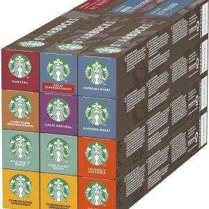 80颗€22.64 120颗€33.97Starbucks X Nespresso 胶囊咖啡热卖 每天一杯元气满满