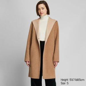 Uniqlo双面大衣