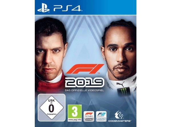 F1 2019 [PlayStation 4] PlayStation 4 Spiele - MediaMarkt