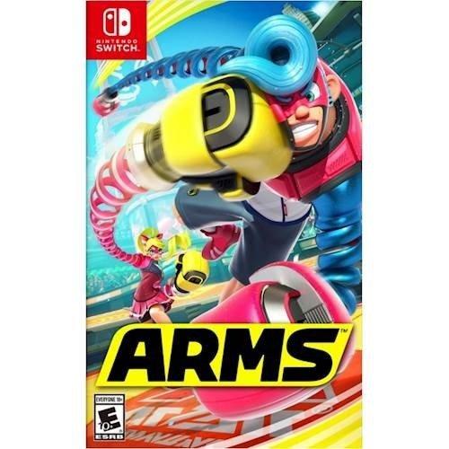 ARMS Switch 数字版