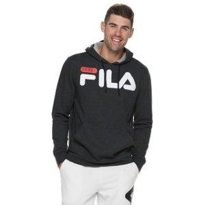$11.90(原价$35)Men's FILA 男士卫衣热卖