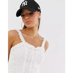 New Era100%棉棒球帽