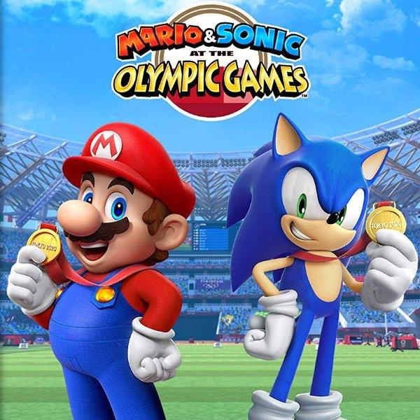 马里奥索尼克在东京奥运会 Switch 实体版