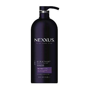 Nexxus Keraphix Shampoo, for Damaged Hair, 33.8 oz @ Amazon.com