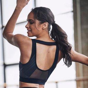 低至5折 £20收女士运动内衣Under Armour 运动健身服饰、内衣、Leggings 热促特卖