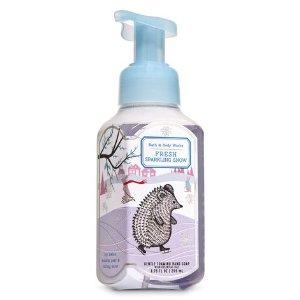 Bath & Body WorksFresh Sparkling Snow Gentle Foaming Hand Soap