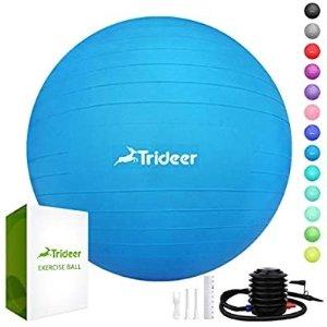 $17.84Amazon Trideer Exercise Ball
