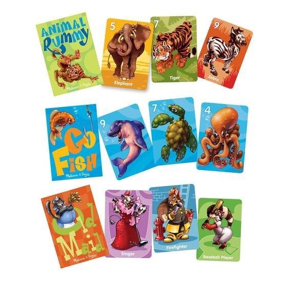 经典卡牌玩具